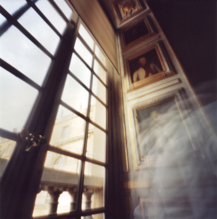 Versailles Ghost, France (2003)